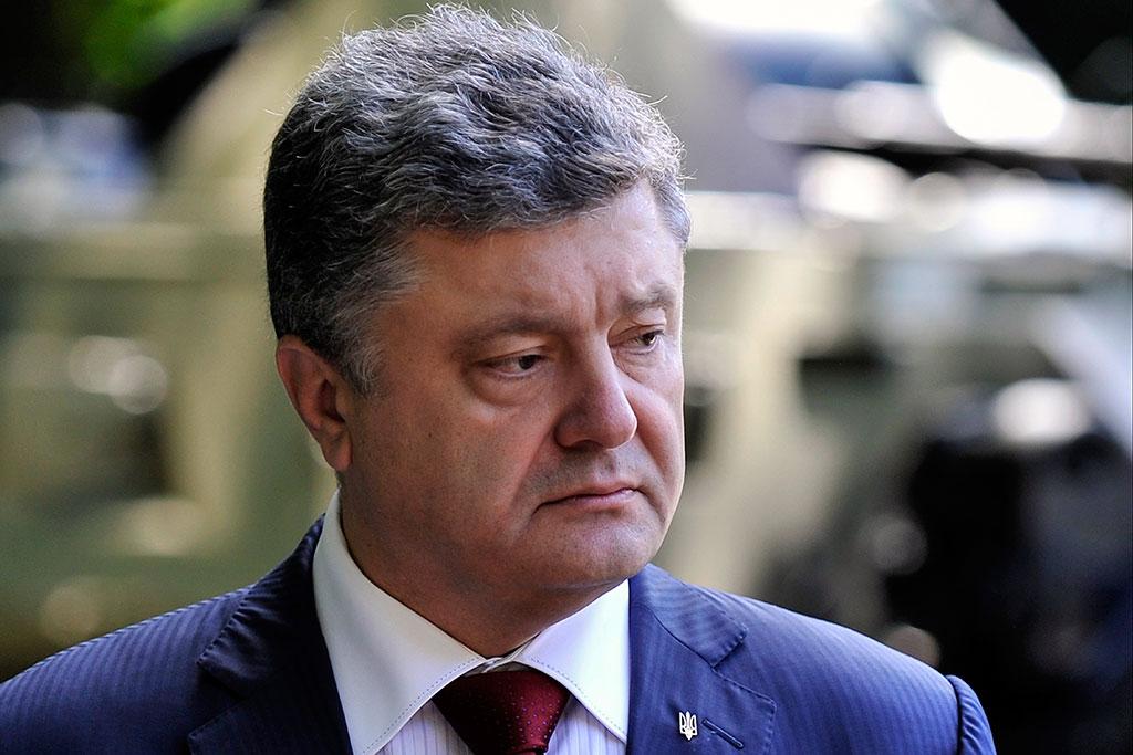 54608295 Порошенко может повторить судьбу Януковича - немецкие СМИ